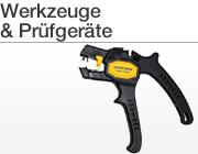 Werkzeuge & Prüfgeräte