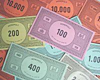 Monopoly Classic Geld