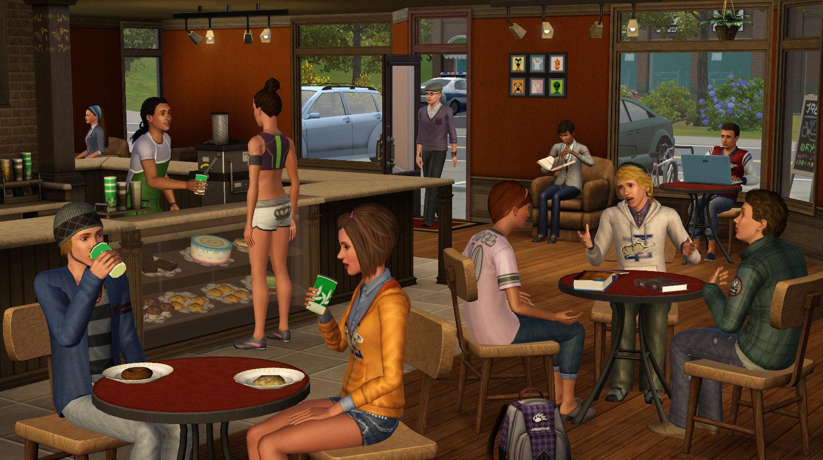 Die Sims 3: Wildes Studentenleben: Amazon.de: Games