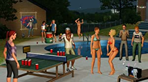 Die Sims 3: Wildes Studentenleben (Add-On) - Limited Edition
