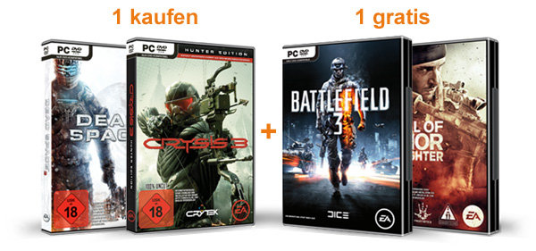 Games Aktion amazon