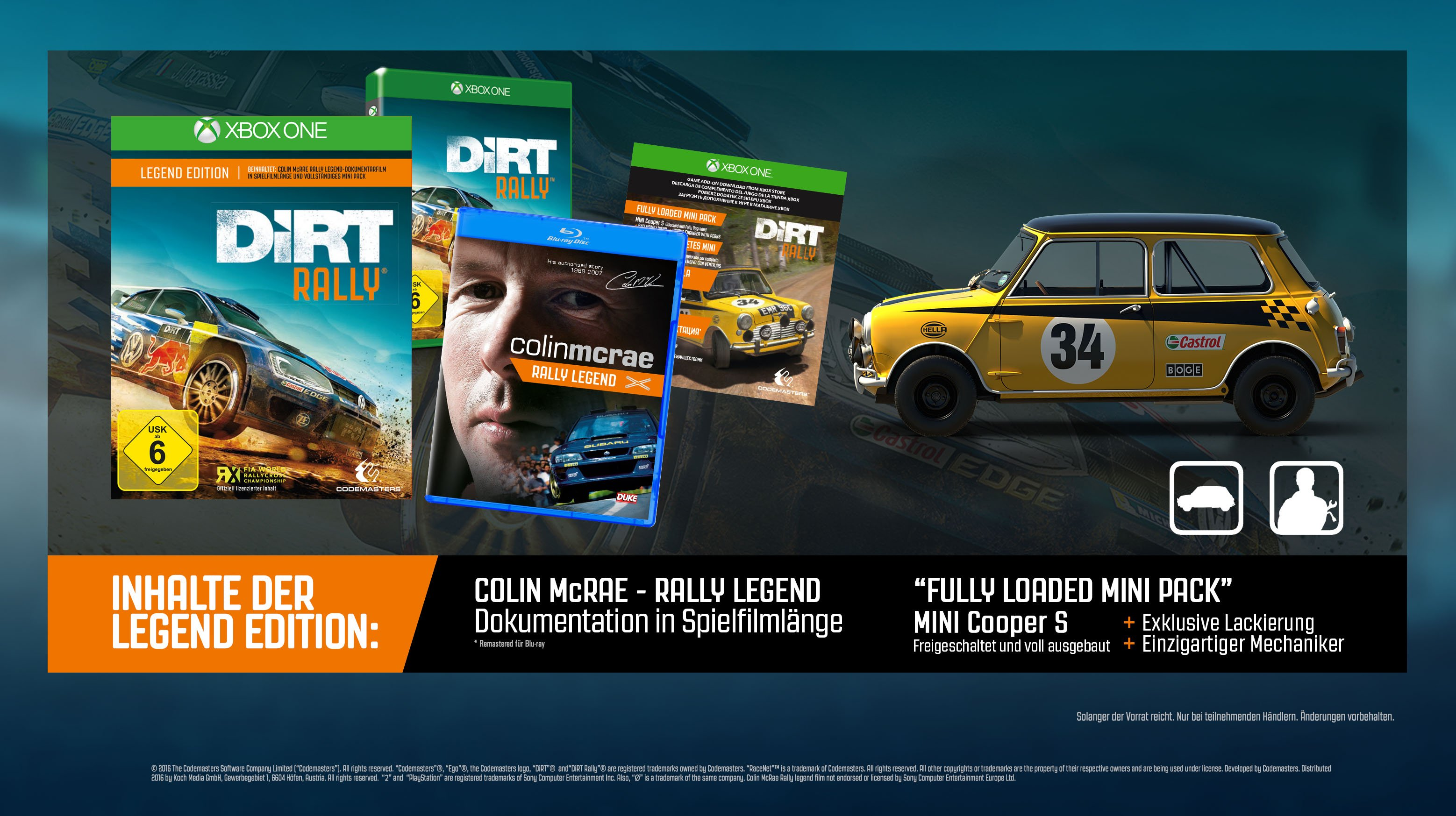 dirt rally legend edition xbox one games. Black Bedroom Furniture Sets. Home Design Ideas