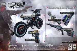 Homefront: The Revolution - Day One Edition (100% uncut)  Für größere Ansicht Maus über das Bild ziehen      , Abbildung #02
