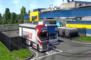 Euro Truck Simulator 2: Scandinavia Add-On, Abbildung #01