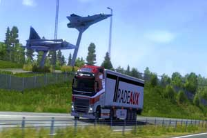 Euro Truck Simulator 2: Scandinavia Add-On, Abbildung #03
