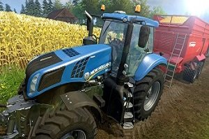 Landwirtschafts-Simulator 15: Gold-Edition, Abbildung #05