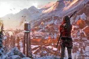Rise of the Tomb Raider, Abbildung #03