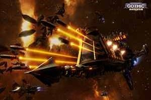Battlefleet Gothic: Armada - Limited Early Adopters Box, Abbildung #01