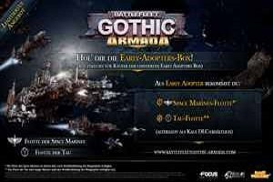 Battlefleet Gothic: Armada - Limited Early Adopters Box, Abbildung #02