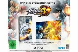 The King of Fighters XIV Day One Edition, Abbildung #05
