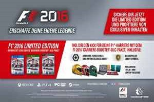 F1 2016 Limited Edition, Abbildung #05