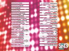 Let's Sing 2017 Inkl. Deutschen Hits, Abbildung #02