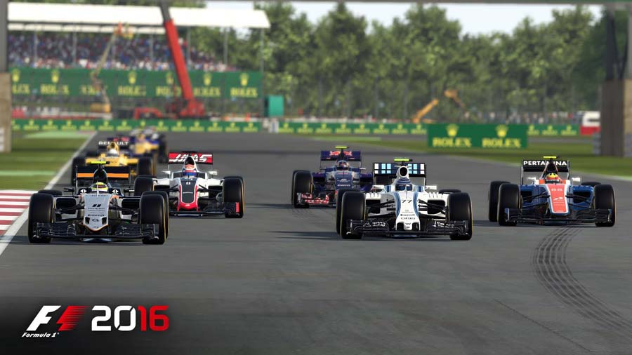 f1 2016 xbox one games. Black Bedroom Furniture Sets. Home Design Ideas