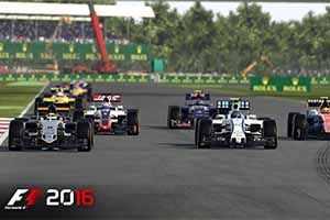 F1 2016 Playstation 4 Amazonde Games