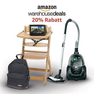 DE Warehouse Deals 300x300 20. V279459349  Amazon Blitzangebote