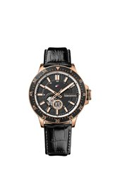 Leder-Armbanduhren
