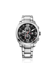 Edelstahl-Armbanduhren