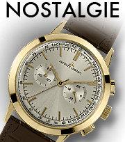 Nostalgie Uhren-Kollektion