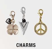 Pilgrim Charms