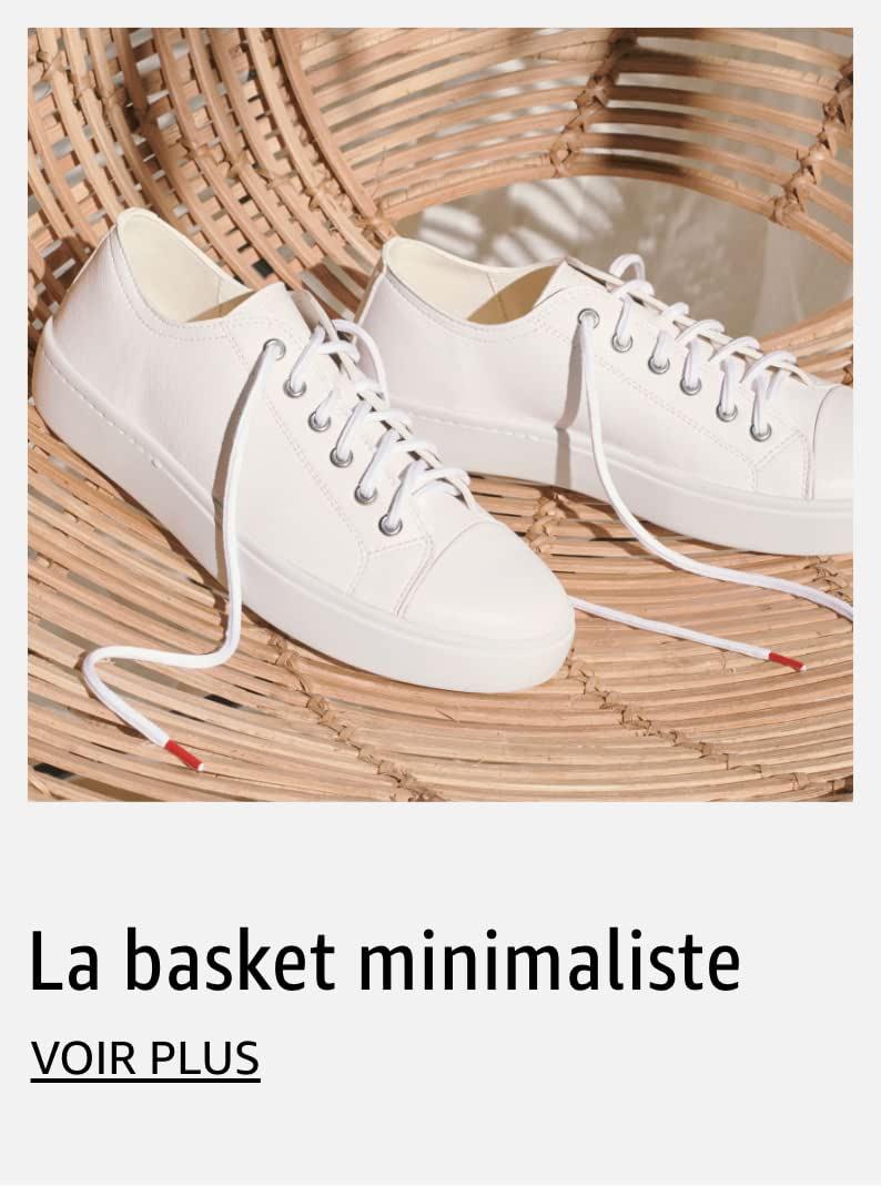 La basket minimaliste