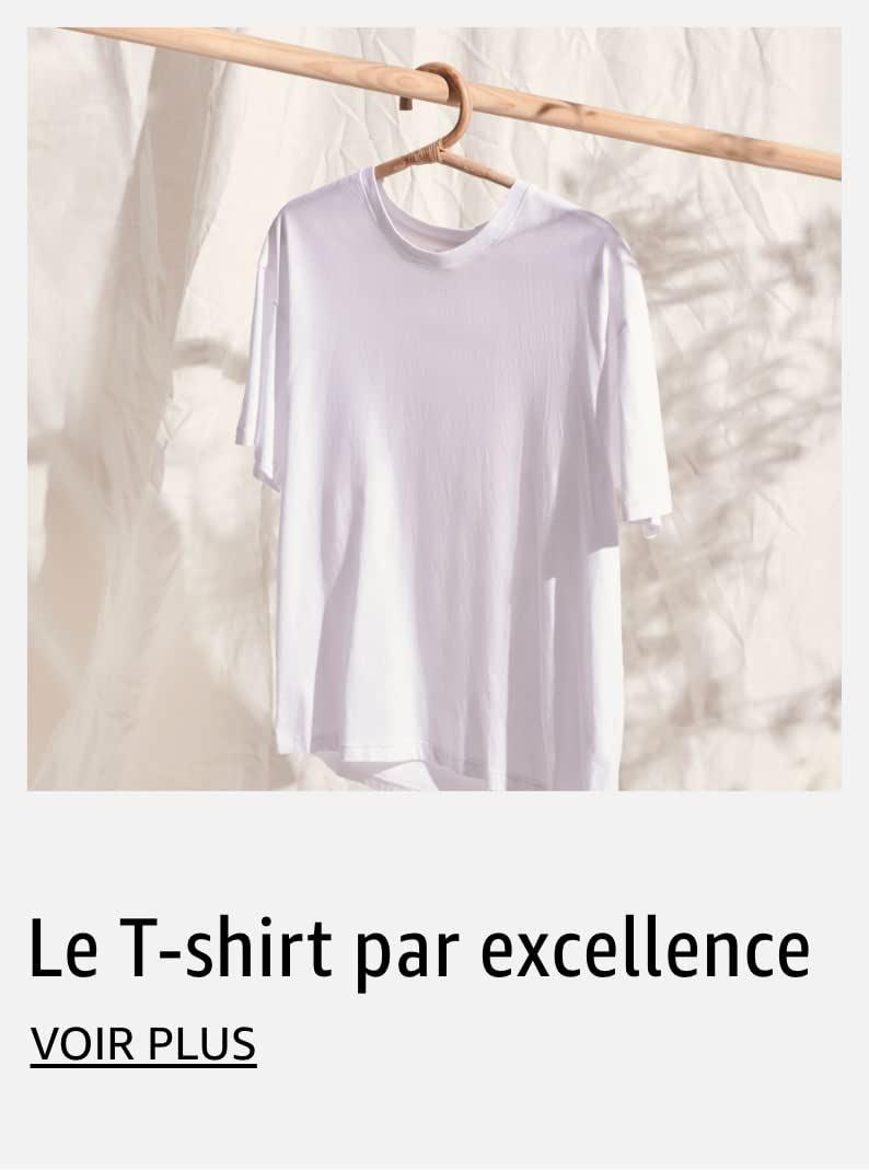 Le T-shirt par excellence