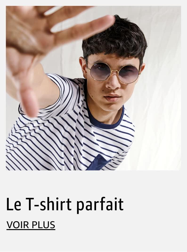 Le T-shirt parfait