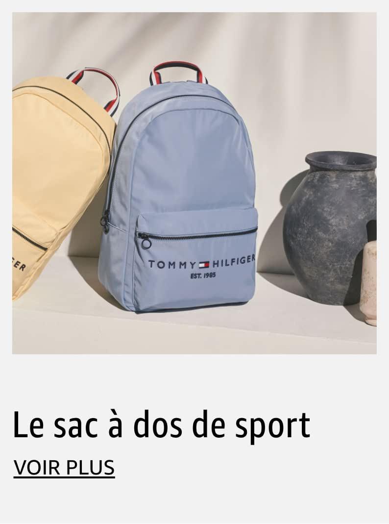 Le sac à dos de sport
