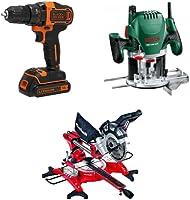 Jusqu'à -35% sur une sélection d'outils Bosch, Black+Decker, Einhell