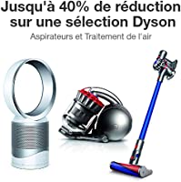 Jusqu'à 40% de réduction sur une sélection iconique Dyson