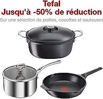 Tefal: Jusqu'à -50% sur une sélection de poêles, cocottes et sauteuses