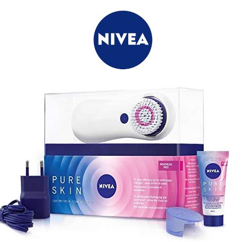 Économisez 30€ sur la Brosse Pure Skin Nivea
