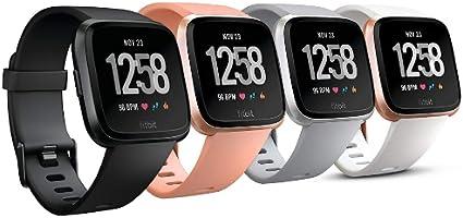 Fitbit Versa montre connectée forme et bien-être