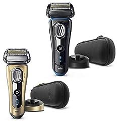 Braun: -30% sur rasoir électrique Series 9 Black