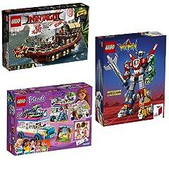 LEGO: jusqu'à -20% sur une sélection de Jeux de Construction