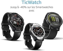 Ticwatch: jusqu'à -40% sur les smart watches