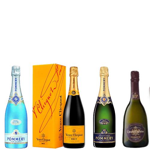 Une sélection de champagnes & pétillants en promotion
