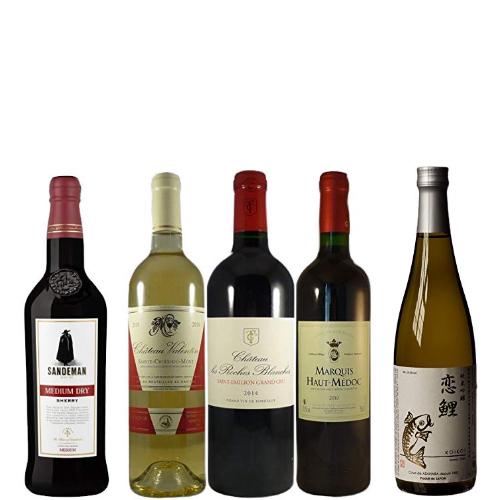 Une sélection de vins en promotion