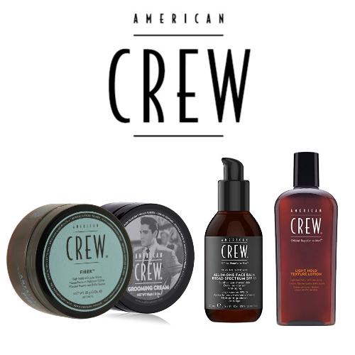 American Crew: jusqu'à -30% sur les soins et produits capillaires pour Hommes