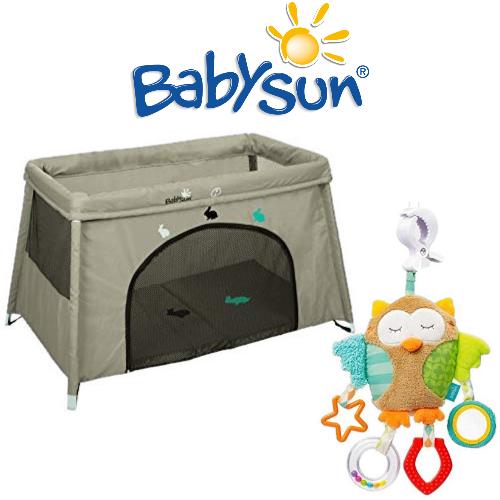 BABYSUN: jusqu'à - 20% sur des jouets bébé