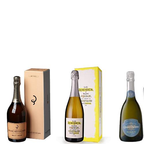 Champagnes: jusqu'à 30% de réduction