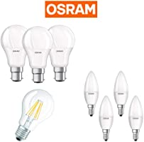 Osram: Jusqu'à -37% sur une sélection de LEDs
