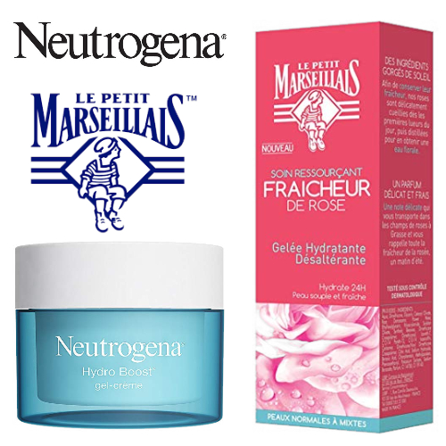 Neutrogena & Le Petit Marseillais: Jusqu'à -40%