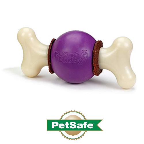 Petsafe (chien): -40% sur le jouet Busy Buddy Bouncy Bone (S)