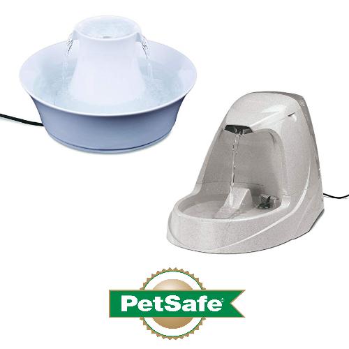 Petsafe (chien/chat): jusqu'à -40% sur des fontaines à eau