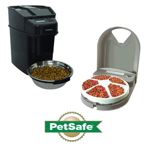 Petsafe (chien/chat): -30% sur des distributeurs de nourriture