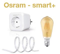 Osram: jusqu'à -60% sur la gamme bluetooth Smart+