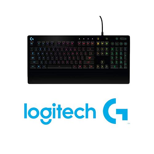 Logitech G: jusqu'à -56% sur des claviers gaming