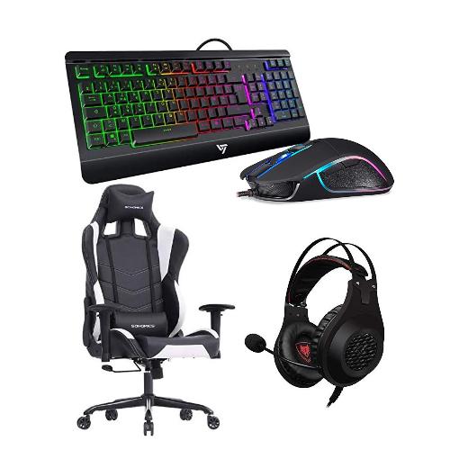 Gaming: -30% sur les accessoires, chaises et bureaux
