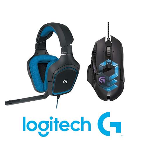 Logitech G: jusqu'à -67% sur des accessoires gaming