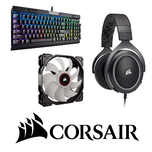 Corsair: jusqu'a 30% de réduction sur les produits gaming